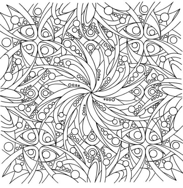 coloring-book-pages-abstract
